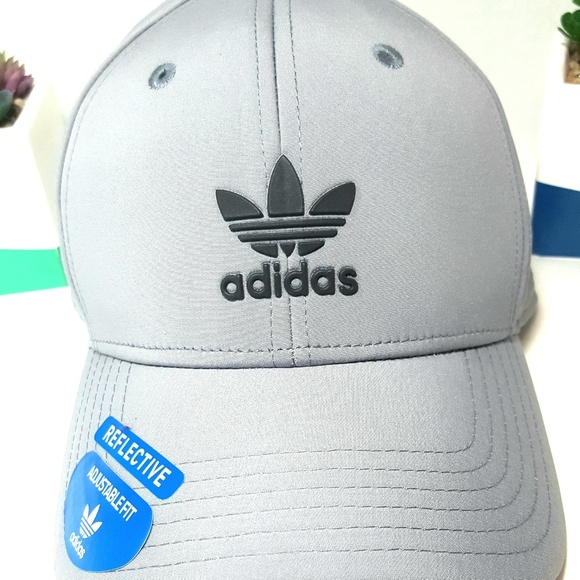 0c476d7b adidas Accessories | Nwt Tech Mesh Snapback Hat Cap | Poshmark